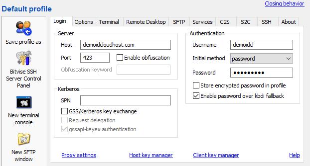 Tutorial Cara Remote Server Dengan Menggunakan SSH | IDCloudHost