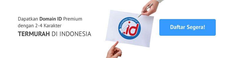 Domain ID Premium - Promo Termurah dan Terbatas | IDCloudhost