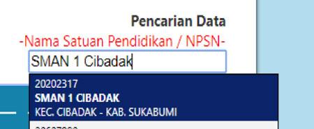 Cara Cek Nomor Pokok Sekolah Nasional (NPSN) Secara Online untuk Beasiswa IDCloudHost