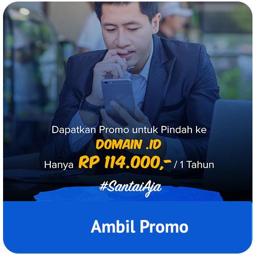 Promo Domain ID - Jadi Beda Karena Domain Indonesia | IDCloudhost