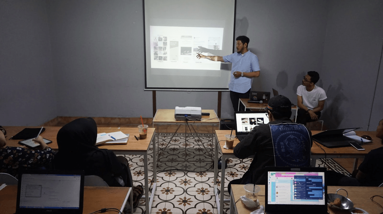 Highlight Event : Rasi x Coconut: Cococlass - Digital Content Creation Workshop