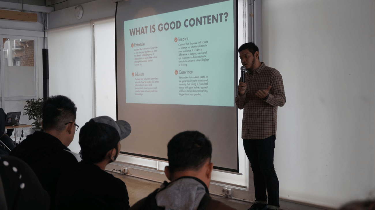 Highlight Event : Rasi x Coconut: Digital Breakfast #6 | IDCloudHost