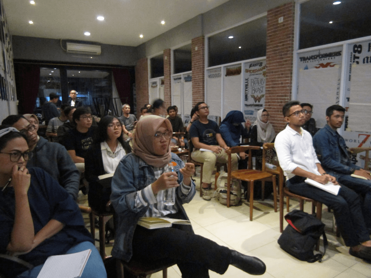 Highlight Event : TalentInc: Creative Problem Solving (Talkshow & Bootcamp)