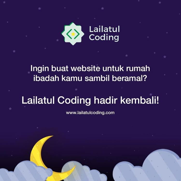 Event Ramadhan IDCloudhost 2019 - Lailatul Coding 2019