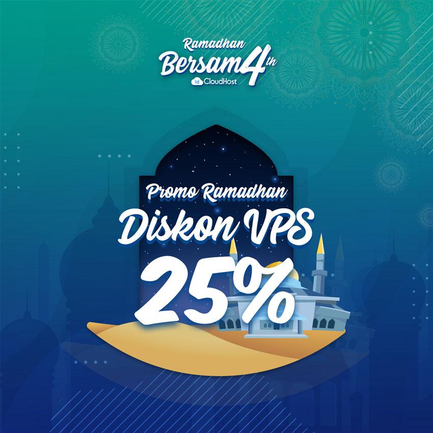 Promo Ramadhan IDCloudhost 2019