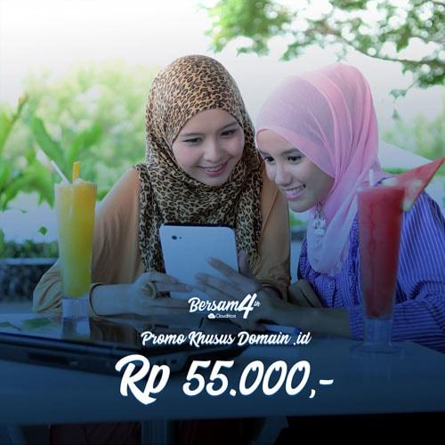 Promo Domain ID - Ramadhan IDCloudhost