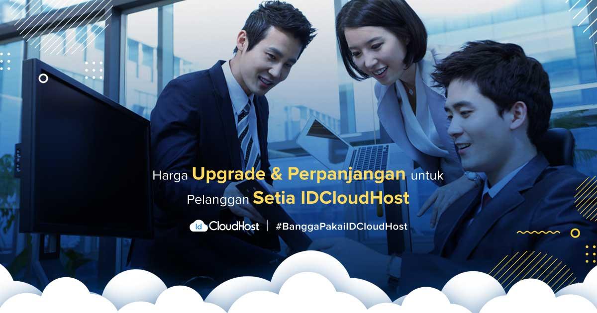 Promo Perpanjangan Hosting - Promo Hosting Murah Indonesia - IDCloudHost