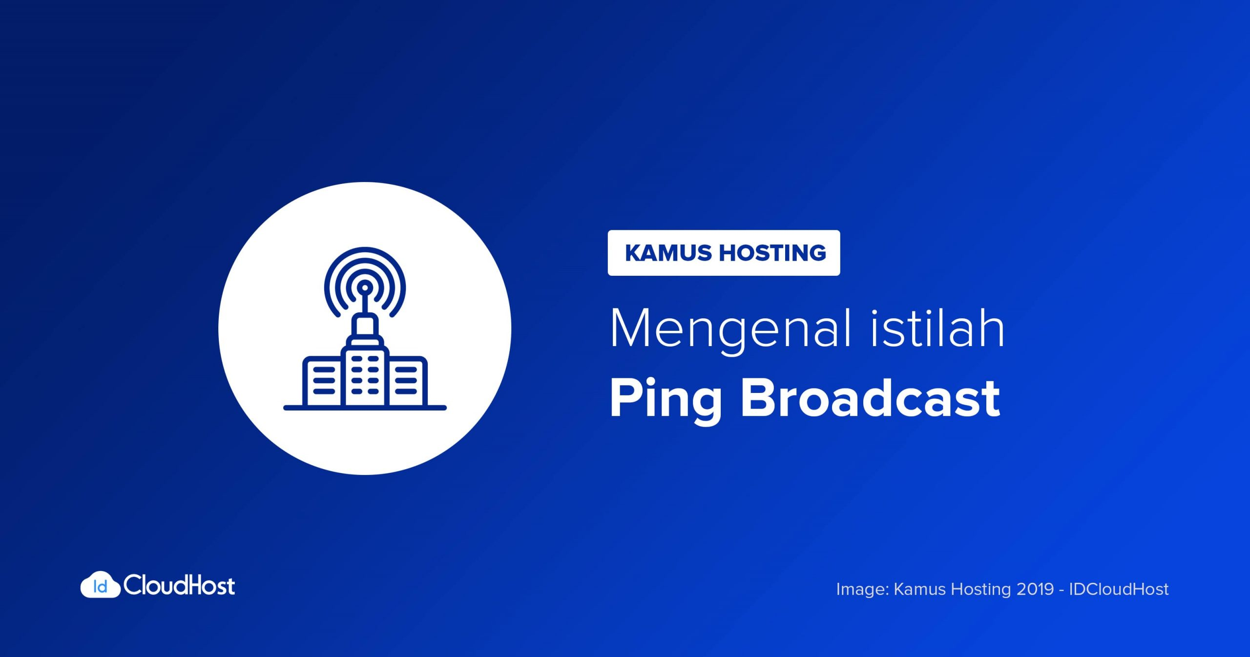 Ping Broadcast