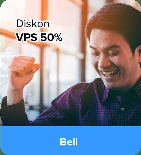 Promo VPS Diskon 50% - IDCloudhost