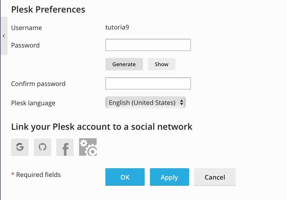 Cara Manage Akun Control Panel Plesk Hosting - IDCloudHost