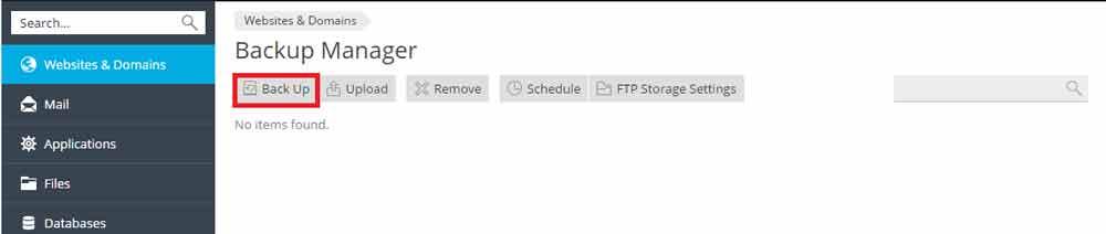 Cara Melakukan Backup dan Restore Website di Plesk Hosting | IDCloudHost