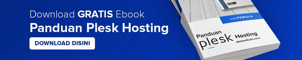Ebook Plesk Hosting - Download GRATIS | IDcloudhost