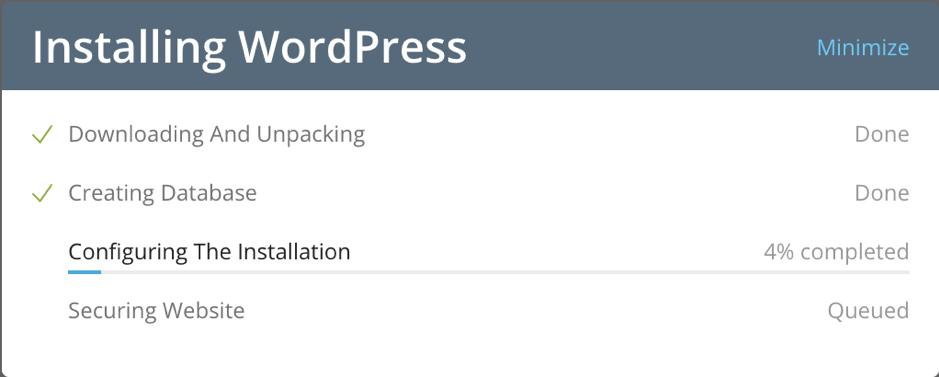 Panduan Cara Install WordPress di Plesk Hosting IDCloudHost