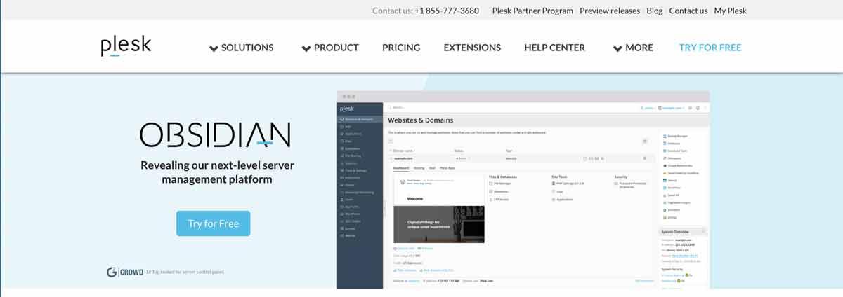 Mengenal Apa itu Control Panel Plesk Hosting | IDCloudHost