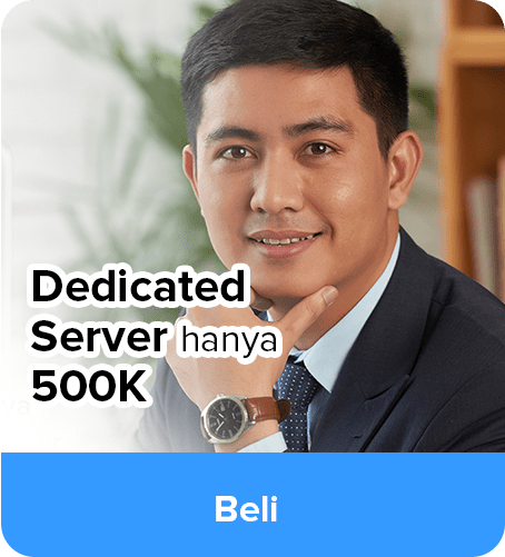 Promo Dedicated Server - IDCloudHost