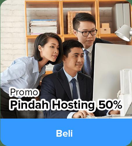 Promo Pindah Hosting - Diskon 50% | IDCloudHost