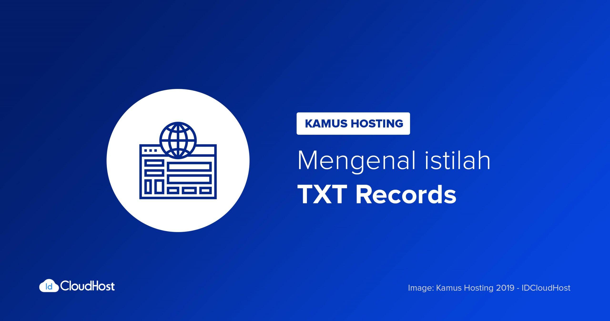 TXT Records