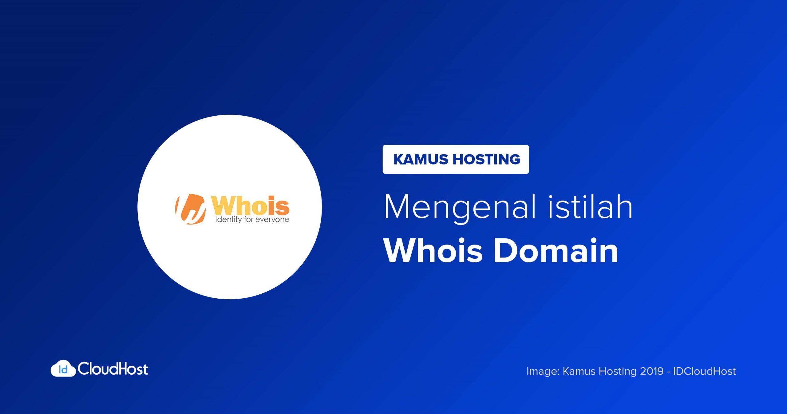 Whois Domain