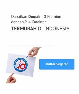 Domain ID Premium IDCloudHost
