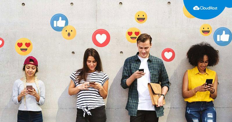 Trend Social Media Terupdate dan Terbaru di tahun 2020 | IDCloudHost
