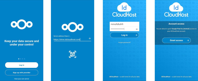 Cara Akses Cloud Storage | IDCloudHost