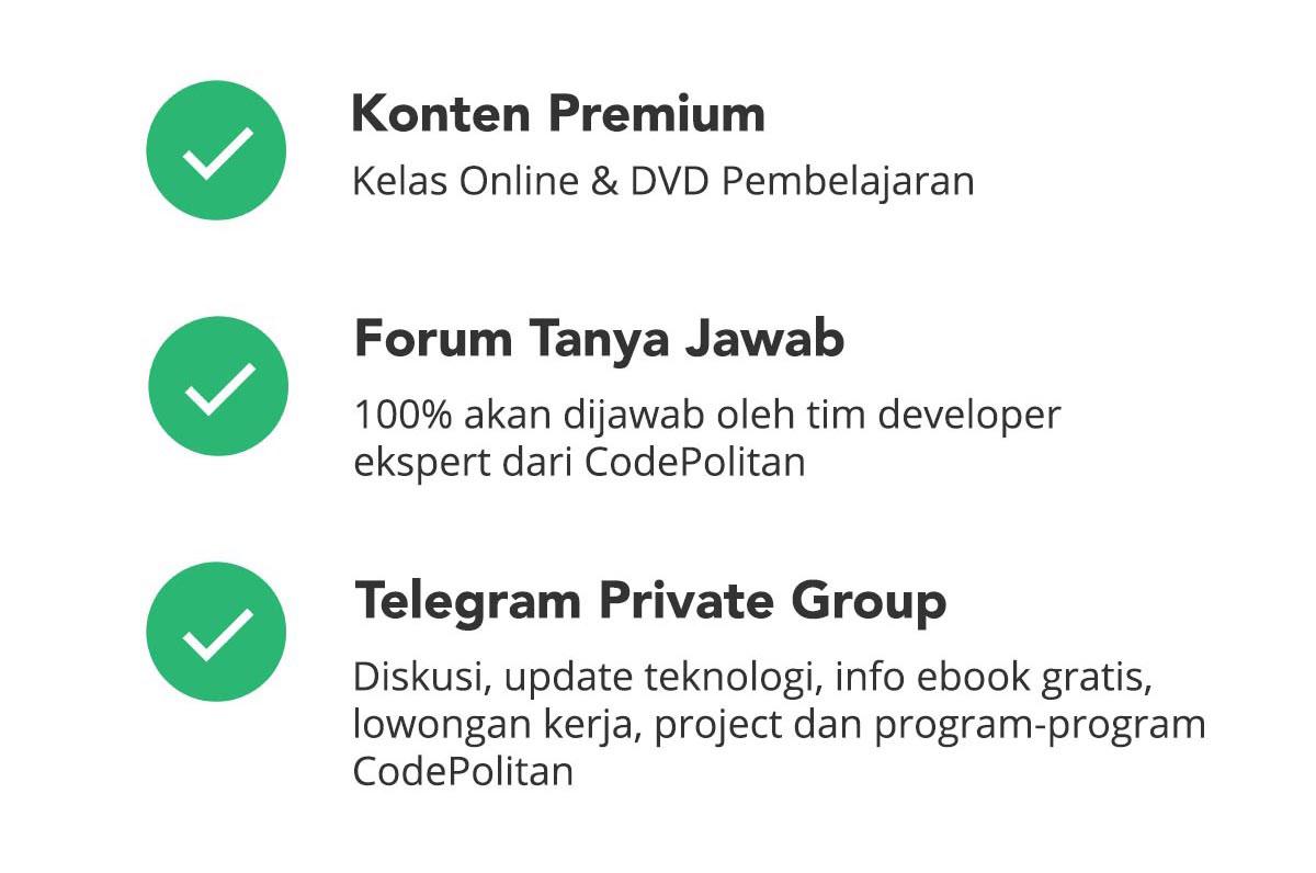 Mengenal Codepolitan Belajar Coding Terlengkap Untuk Developer Indonesia