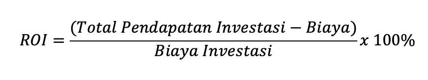 Mengenal Apa Itu Return On Investment (ROI) Dan Cara Menghitung ROI | IDCloudHost