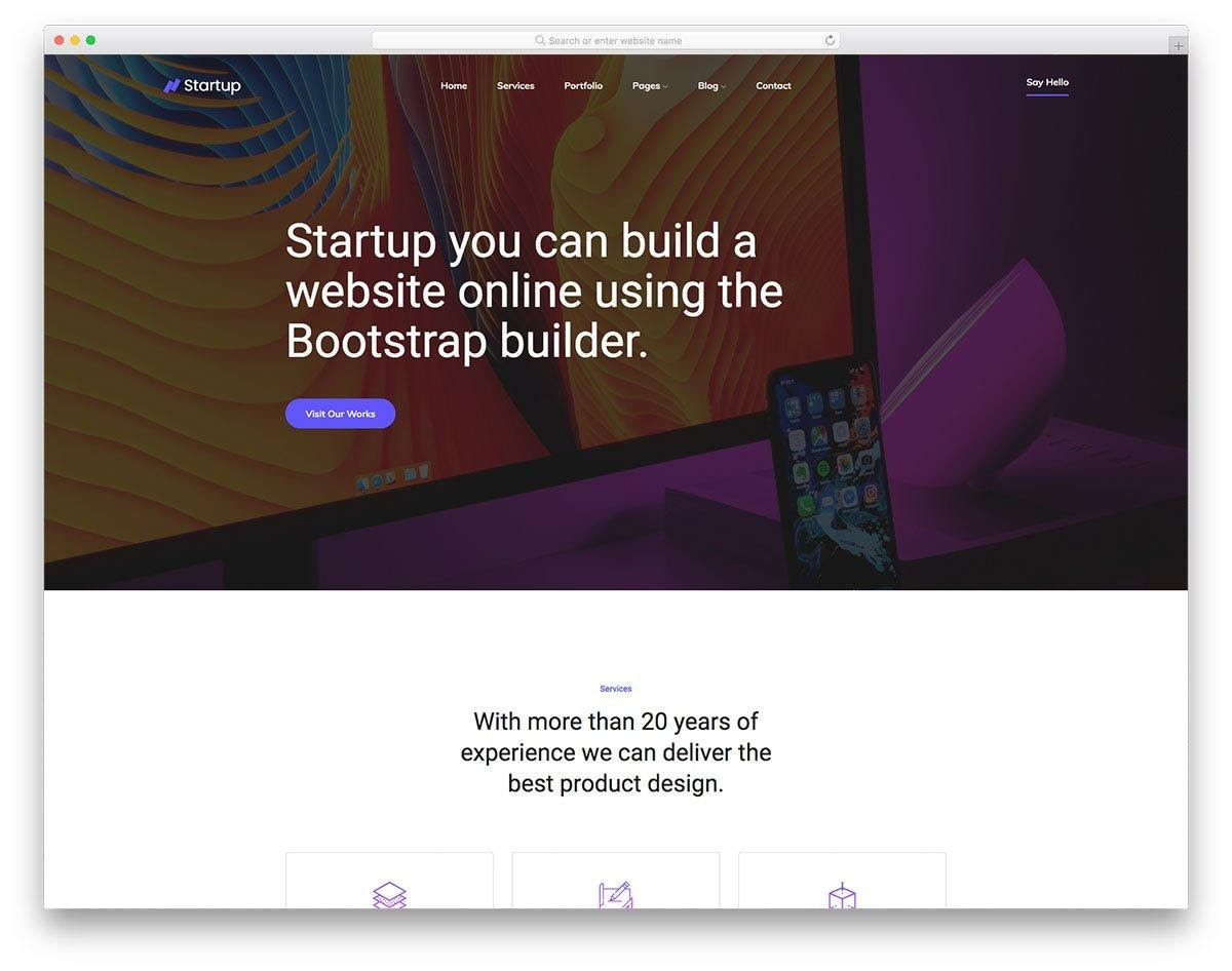 Tutorial dan Cara Download Template Bootstrap GRATIS | IDCloudhost
