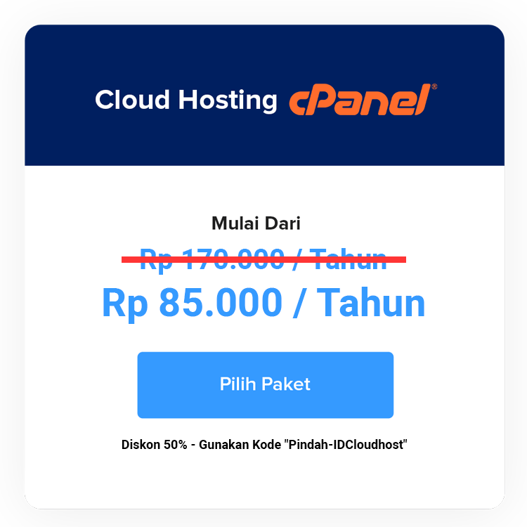 Cloud Hosting Cpanel