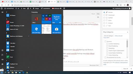 Aplikasi untuk Rekam Layar / Screen Recorder Laptop Windows & Mac OS yang Gratis dan Terbaik