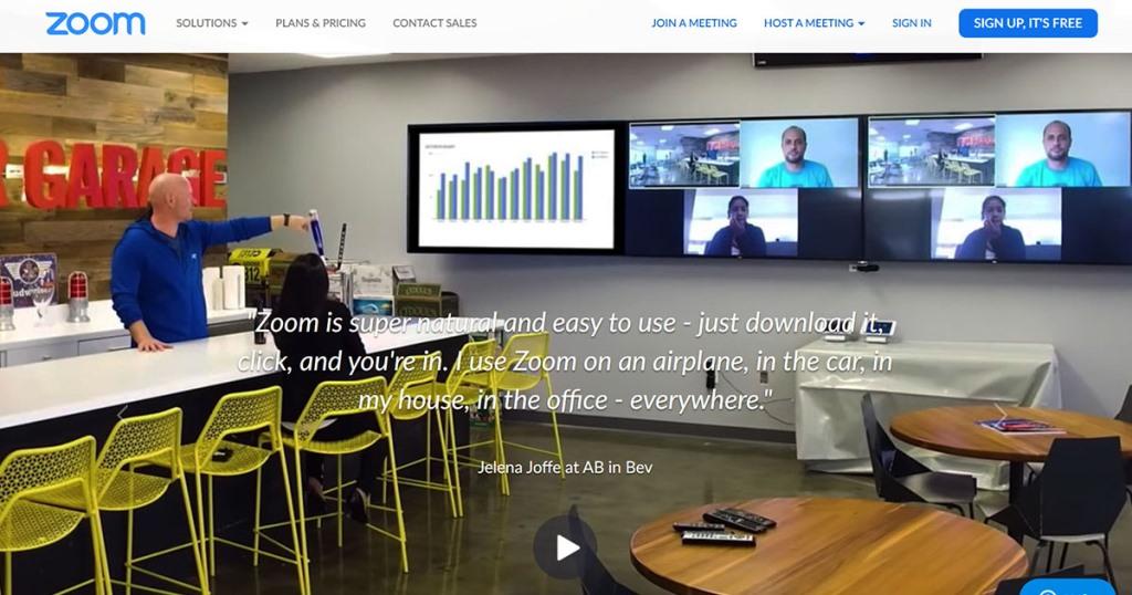 Mengenal Aplikasi Zoom : Cara Install dan Fitur-Fitur Zoom Meeting   IDCloudhost