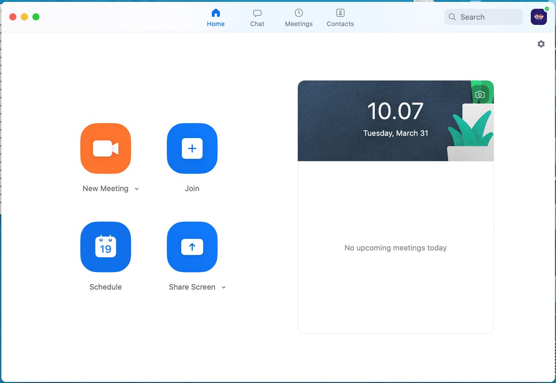 Mengenal Aplikasi Zoom Cara Install Dan Fitur Fitur Zoom Meeting