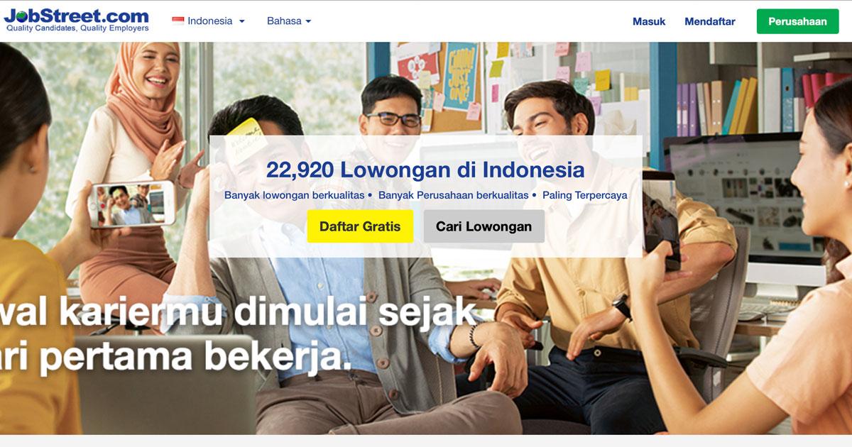 Kumpulan Website Lowongan Pekerjaan Terpercaya & Terbaik Indonesia | IDCloudhost