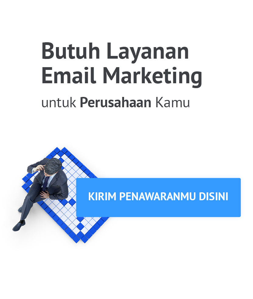 Penawaran Layanan Email Marketing Platform IDCloudHost