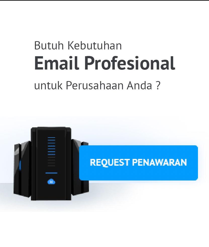 Penawaran Layanan Email Perusahaan IDCloudHost