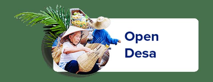 Program Open Desa