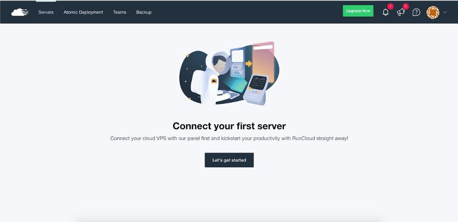 Tutorial Cara Install RunCloud di Server VPS | IDCloudHost