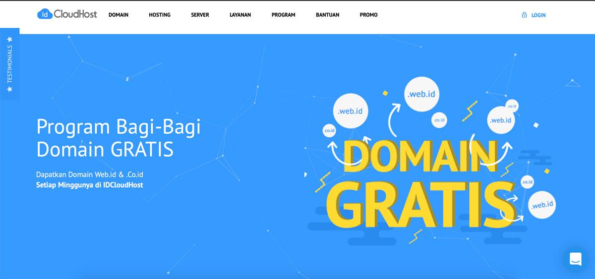 Tips Cara Mendapatkan Domain Gratis dan Cara Menggunakannya | IDCloudHost