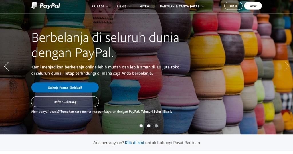Mengenal Apa Itu Paypal Dan Cara Mendaftar Dan Menggunakannya Idcloudhost