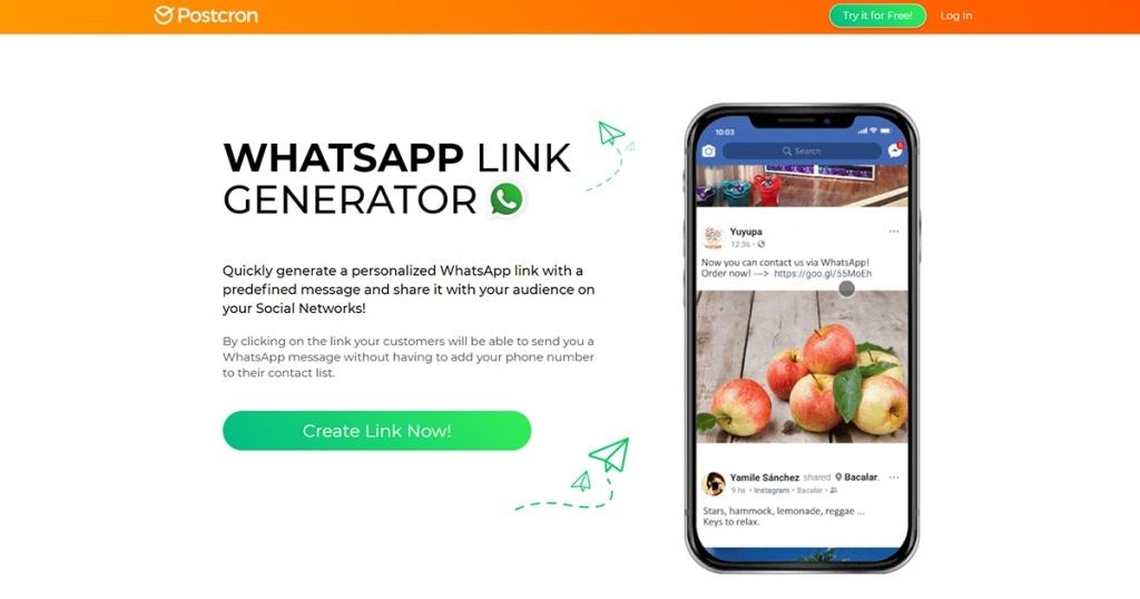 Cara Membuat Link WhatsApp Langsung Ke Chat Pribadi