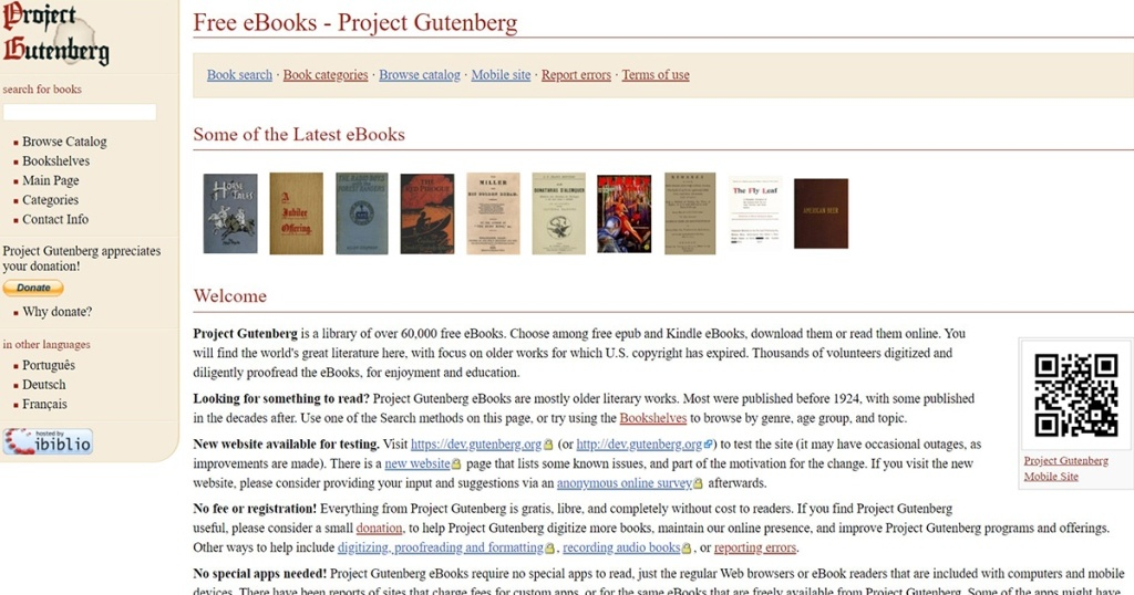Website / Situs Download Buku Gratis dan Legal di Indonesia