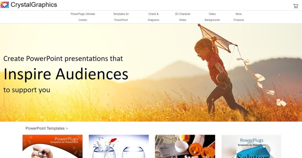 Website Download Template PPT (Presentasi) yang Keren dan Gratist