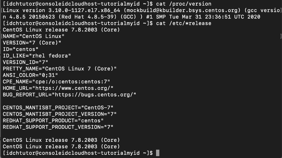 Cara Melakukan Building / Instalasi Server Private Cloud dengan Menggunakan OS CentOS   IDCloudHost
