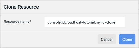Cara Melakukan Clone / Duplicate pada Server Private Cloud   IDCloudHost