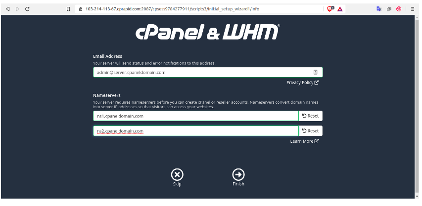 Cara Instalasi CPanel pada Layanan Server Private Cloud | IDCloudHost
