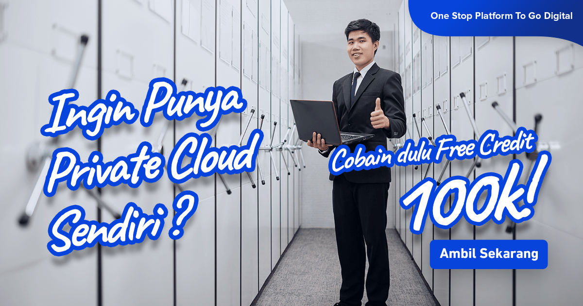 Private Cloud IDCloudHost Promo Oktober 2020