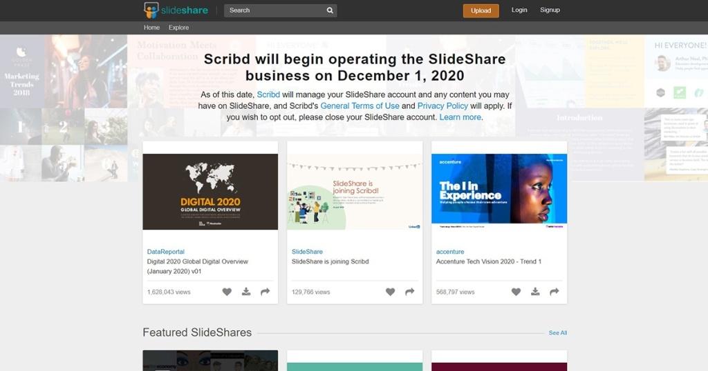 Cara Menggunakan SlideShare : Pengertian, Fungsi, Keunggulan, Fitur, dan Cara Downloadnya