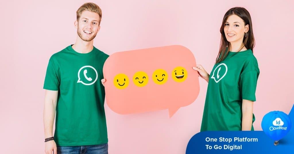 Cara Membuat Stiker Wa Stiker Whatsapp Dengan Mudah Dan Cepat Idcloudhost