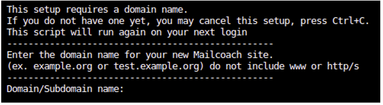 Install MailCoach di Private Cloud Server IDCloudHost (Fitur One Click / App Catalog) IDCloudhost