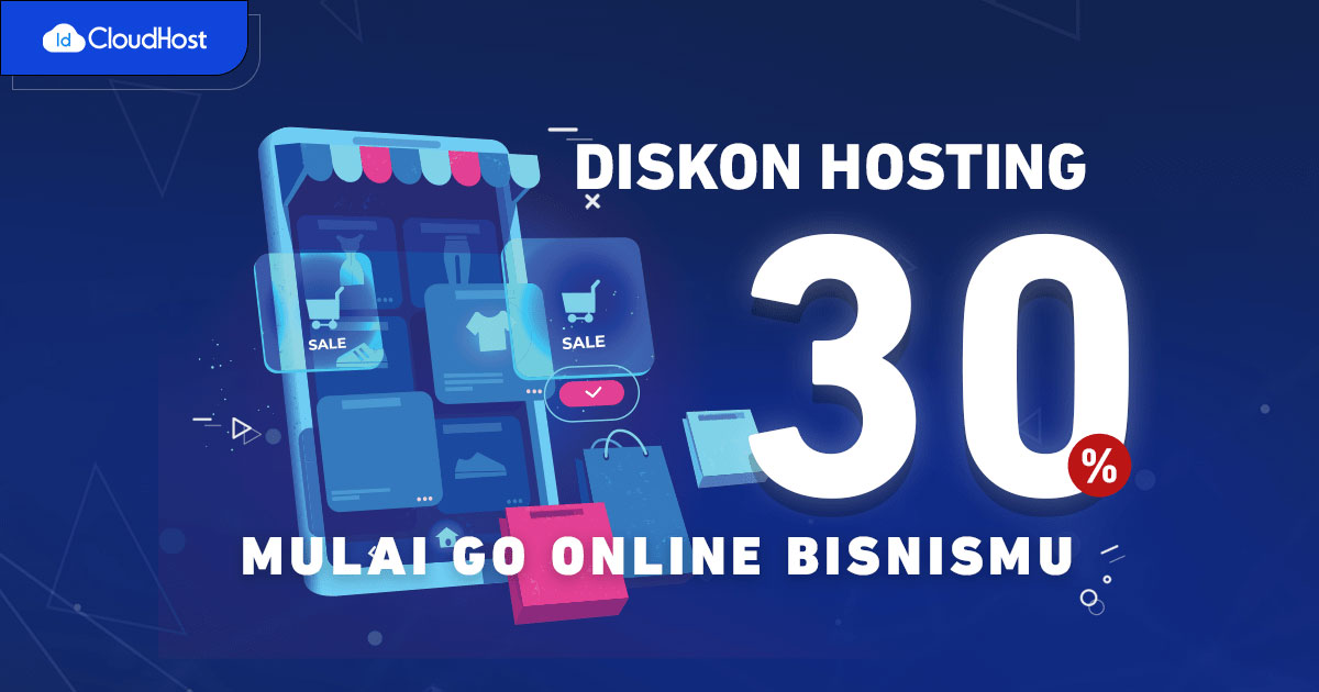 Promo Hosting 30